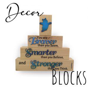Décor Blocks