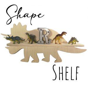 Shape Shelves